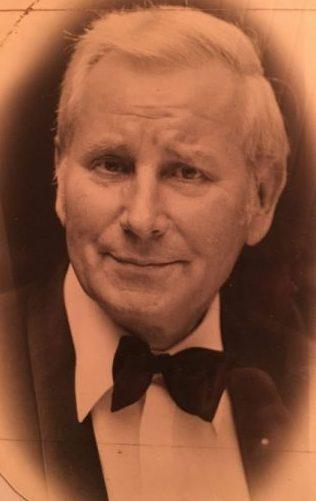 Portrait Dr. Felix Muegge, Originalfoto