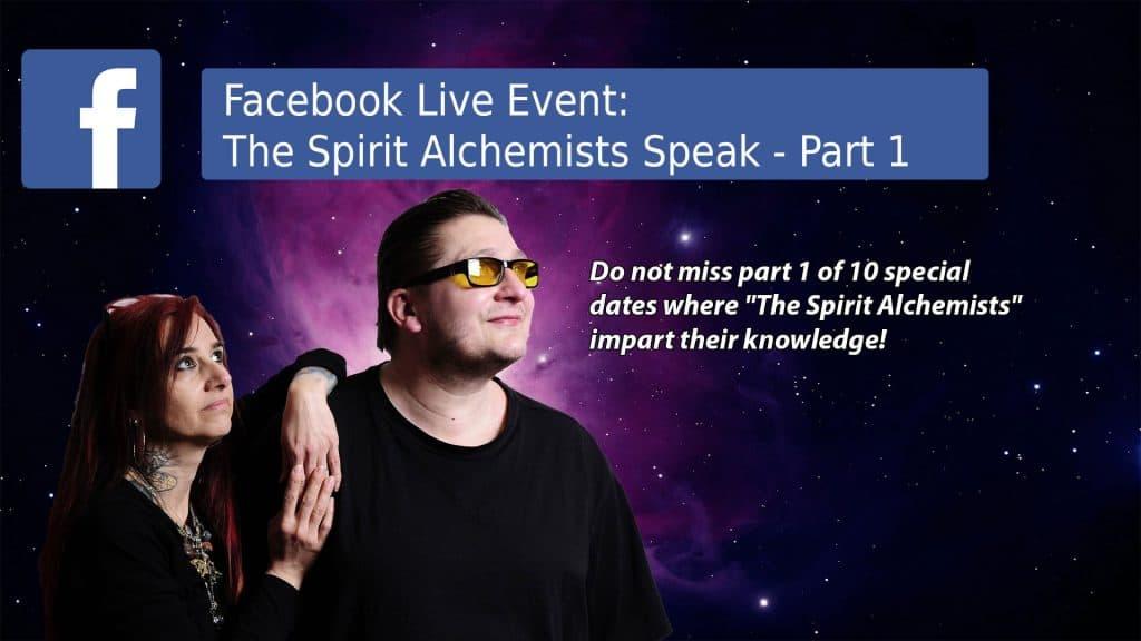 facebook the alchemists speak
