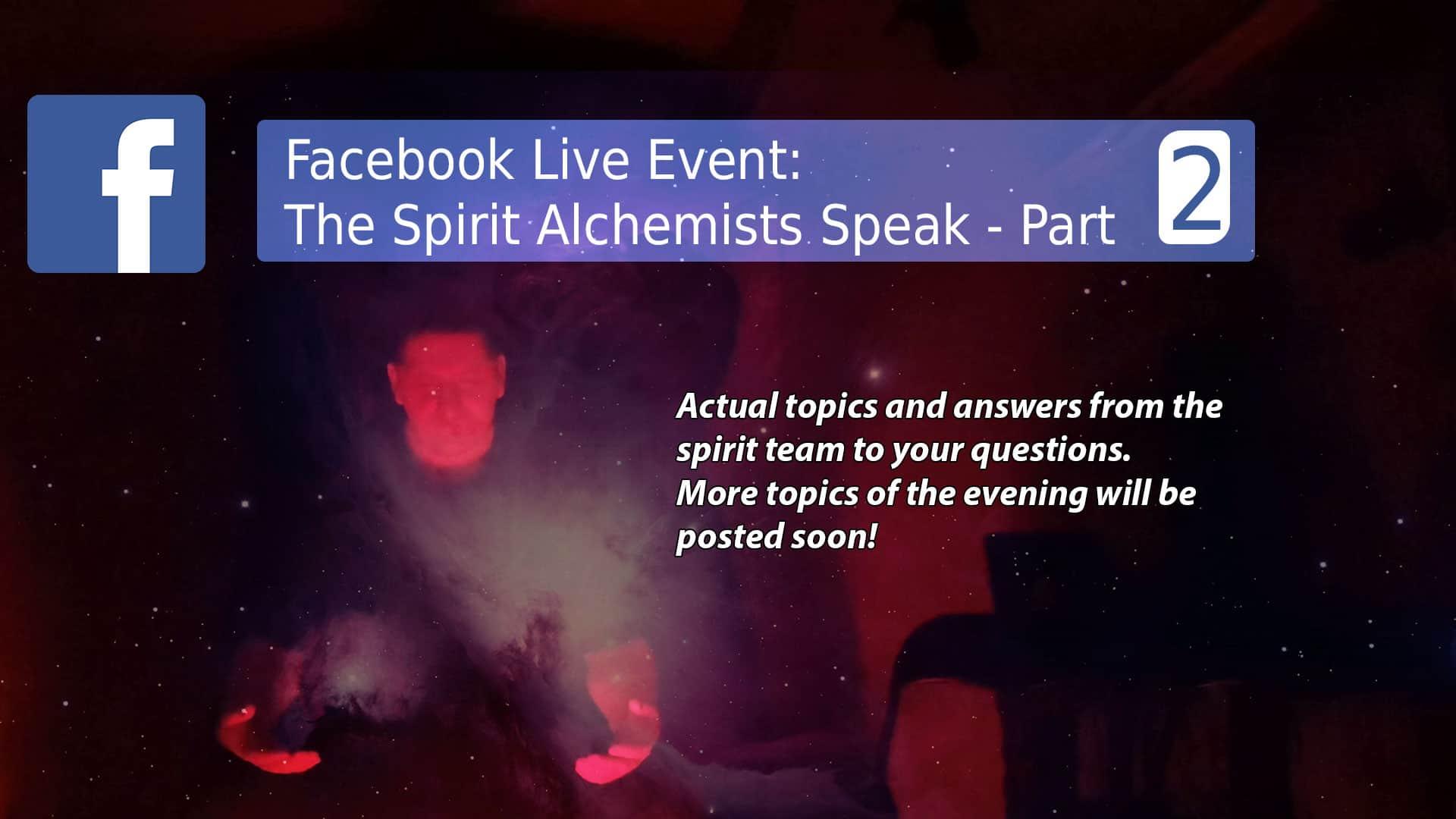 Alchemists speak 2