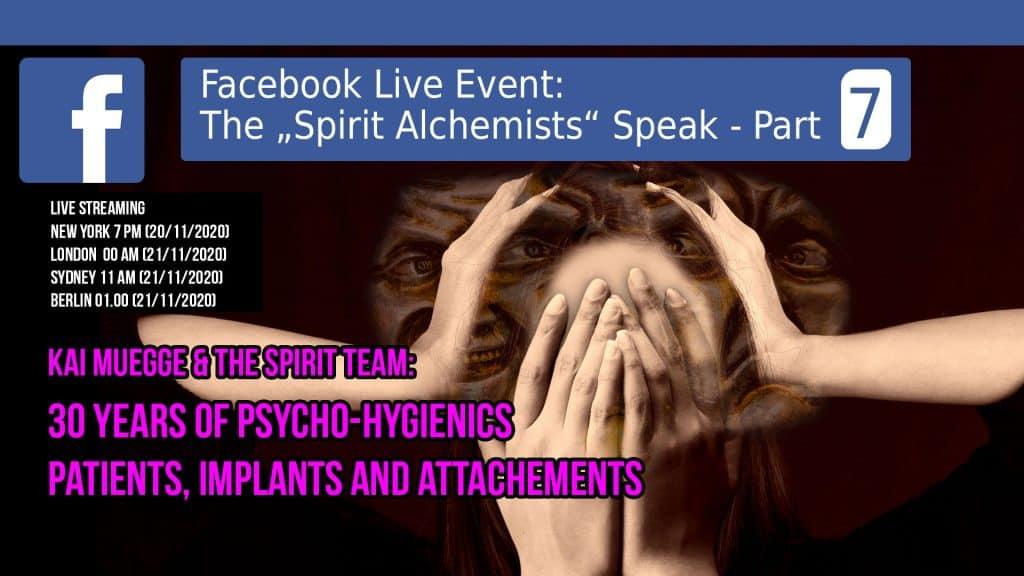 Psycho-Hygienics, Patients, Implants and Attechements